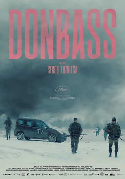 Στην κόλαση του Donbass