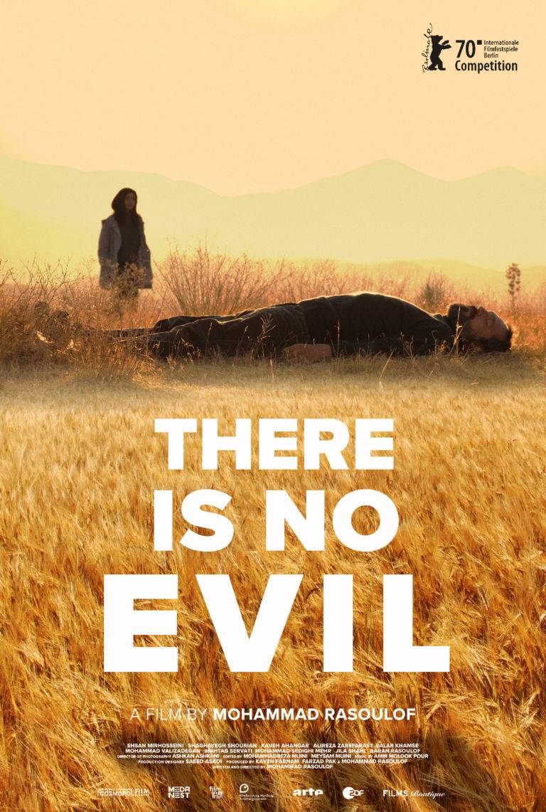 THERE IS NO DEVIL